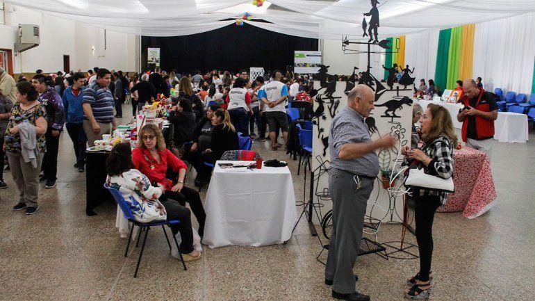Weretilneck estuvo presente en el cierre de la ExpoFeria
