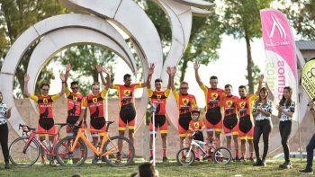 empieza una  nueva vuelta al valle de ciclismo