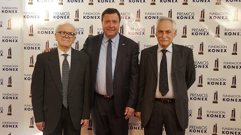 El Invap y el Balseiro fueron premiados por la Fundación Konex