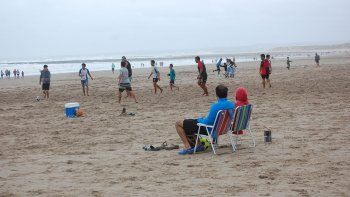 la provincia se lleno de turistas el fin de semana largo
