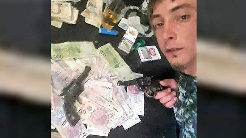 El presunto asesino de Joaquín Vinez estaba prófugo por tres robos en Neuquén