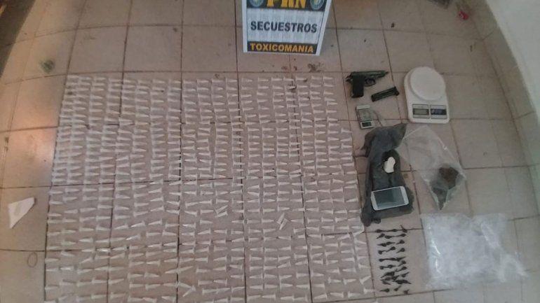 Revientan banda narco reginense
