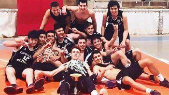 Cipo es el campeón del Asociativo de básquet en U19