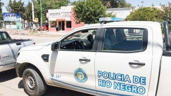 Atrapan a ladrones tras robar en un comercio céntrico