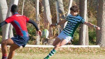 gomez debuta con la seleccion juvenil de rugby en paraguay