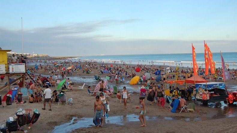 Esperan un verano con ocupación plena en Río Negro
