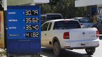 ypf baja el precio de las naftas pero aumenta el gasoil