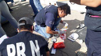 secuestraron 2 kilos de cocaina gracias a investigacion rionegrina