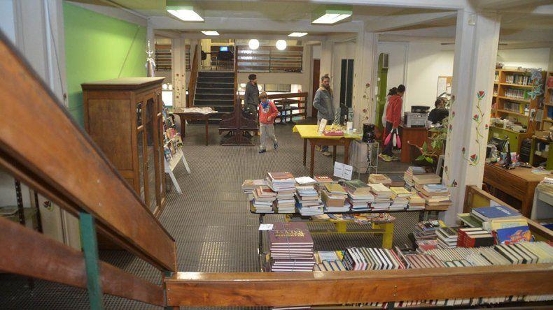 En campaña por la difícil situación de las bibliotecas
