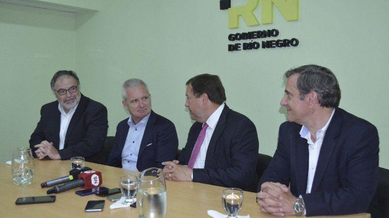 Durlock se instalará en la provincia e invertirá $1.200 millones para montar una fábrica