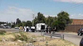 Motociclista quiso pasar un auto en la Ruta 151, chocó de frente y murió