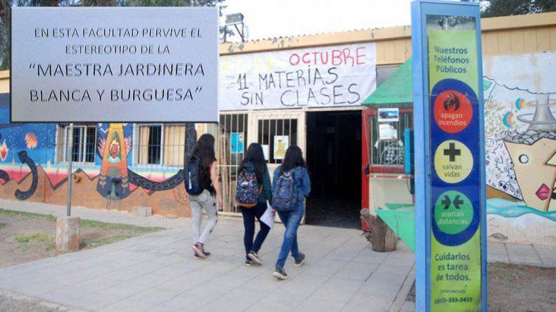 Denuncian que discriminaron a una estudiante en la UNCo: le pidieron cambiar el look para aprobar