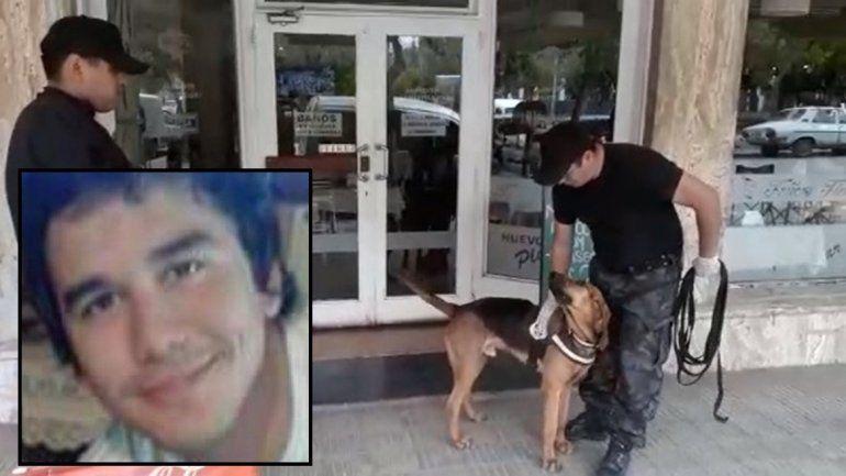 Suman perros a la búsqueda del joven de 31 años desaparecido en Cipolletti