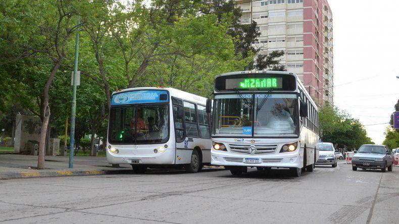 Extienden el subsidio nacional del transporte de pasajeros en Río Negro