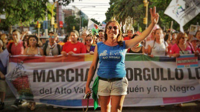 La población trans ya tiene su día en Río Negro