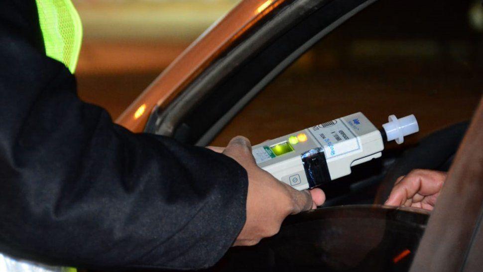 Alarmante: atraparon a 16 borrachos al volante durante el fin de semana