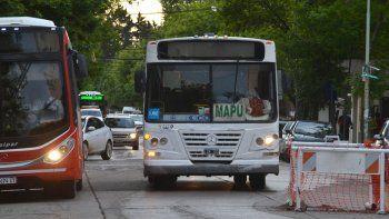 El gobierno rionegrino envió fondos para mantener el servicio urbano.
