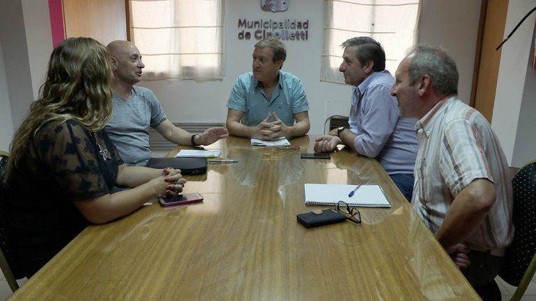 Otra reunión sin definiciones con Pehuenche