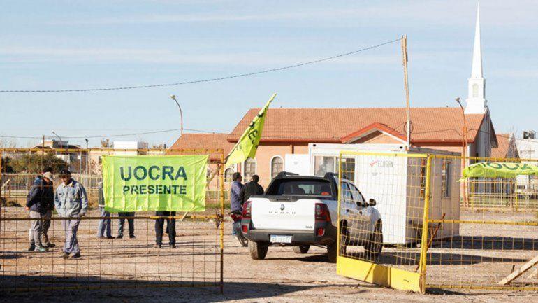 La Uocra reclama que se reactiven las obras en Río Negro