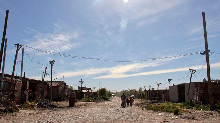 Un plan nacional promete urbanizar el Obrero y generar trabajo
