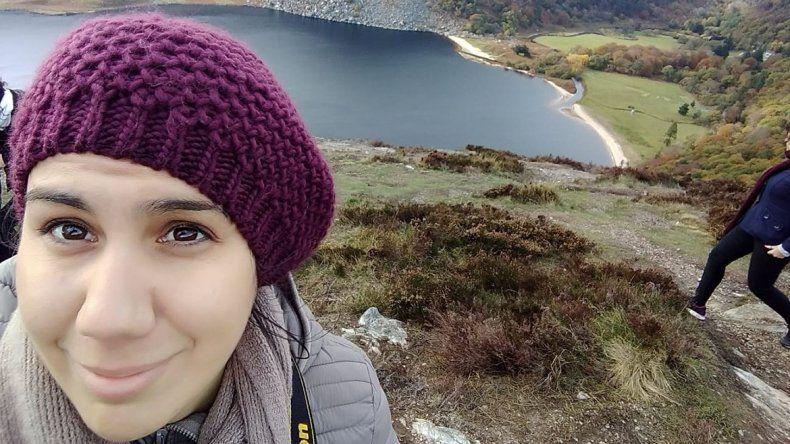 La cipoleña que se fue a Irlanda en busca de la felicidad