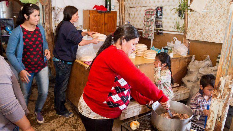La Muni destina $21 millones anuales para garantizar la comida en los barrios