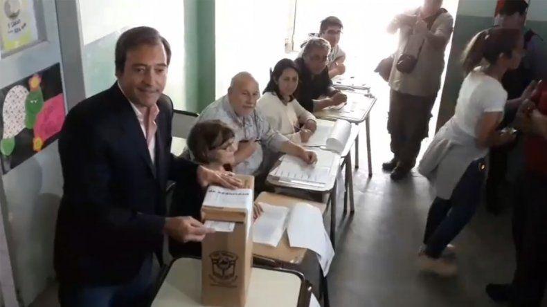 Soria: Hoy cambian muchas cosas y será un día histórico para Río Negro