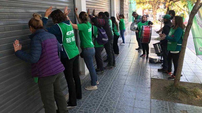ATE suspendió las medidas de fuerza en las oficinas de la Anses