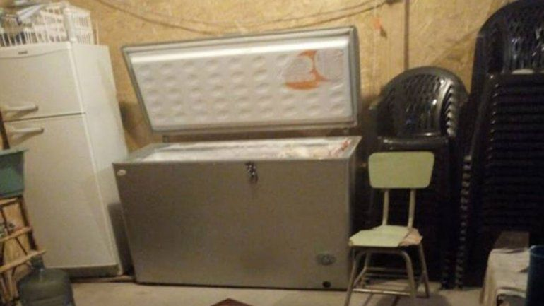 No tienen perdón: robaron alimentos en comedor de las 1200 Viviendas