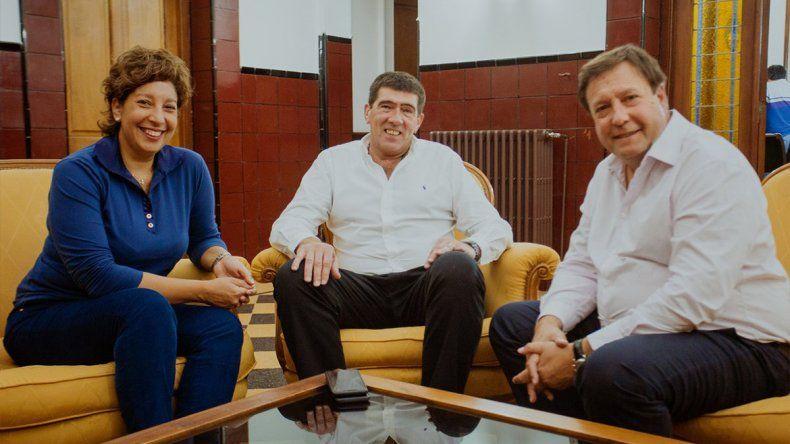 Claudio Di Tella será candidato a intendente de Cipolletti por Juntos