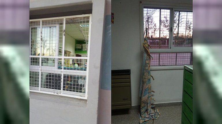 Intentaron robar en la Escuela 366 y causaron destrozos