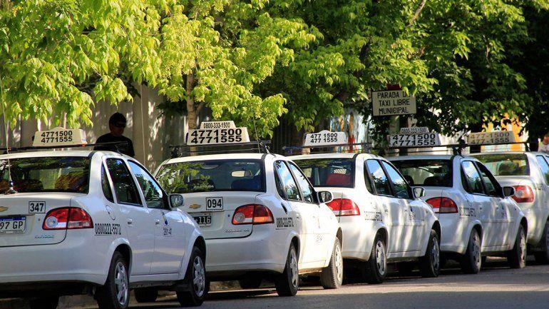Aumentó un 19% la tarifa de los taxis en la ciudad