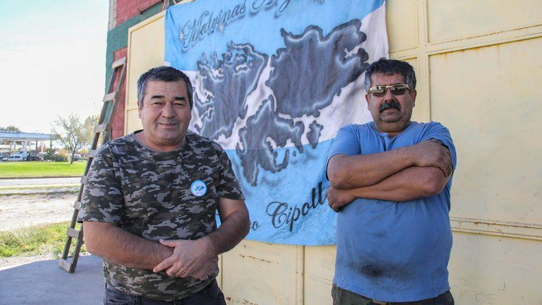 Ex combatientes quieren llevar el gas a la Línea Sur