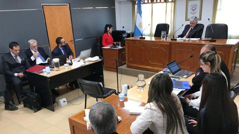 Finalmente, arrancó la tercera jornada del juicio al médico Rodríguez Lastra