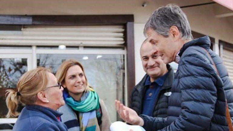 Bardeggia y el FpV llevan la campaña hacia los barrios