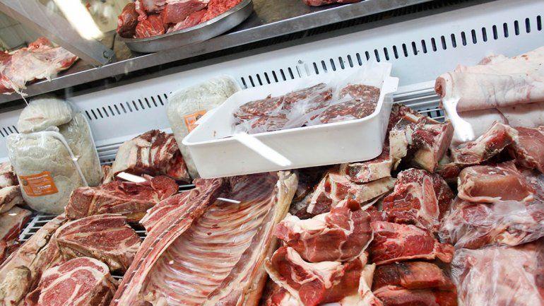 Disminuyó un 66% el ingreso de carne vacuna a la ciudad
