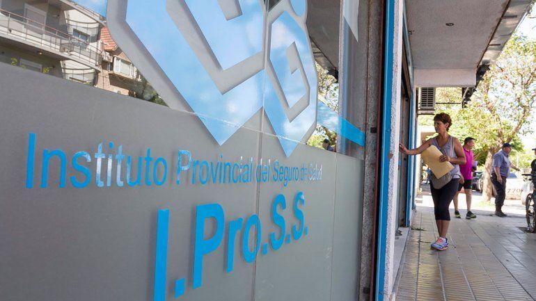 Denuncian que UPCN le debe $50 millones al Ipross