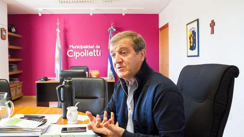 Tortoriello vetó la ordenanza de asignaciones familiares en el Municipio