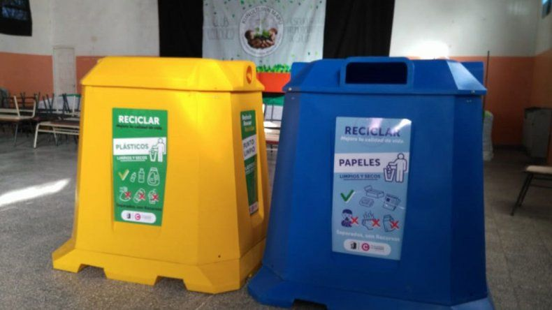 La campaña de reciclaje de basura llegará a las calles