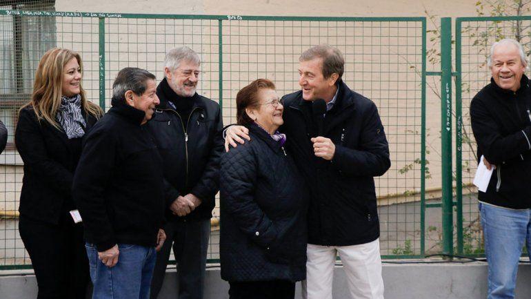 Inauguraron el asfalto en 20 cuadras del Don Bosco