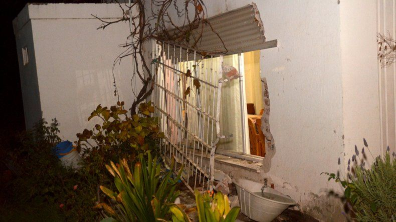 En 15 días, desalmados robaron dos veces en el almacén y la casa de la familia Mastrocola