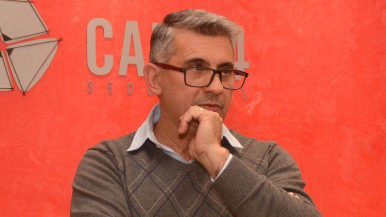 Laurente criticó la falta de participación y cuestionó a Tortoriello