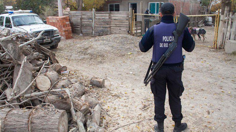 Golpe de suerte para la Justicia: allanaron una casa por un robo y hallaron un kiosco narco