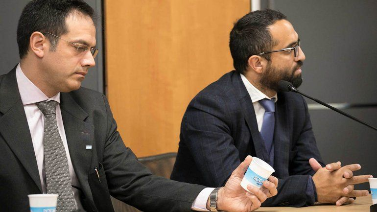 El abogado del ginecólogo habló del bozal legal a Rodríguez Lastra