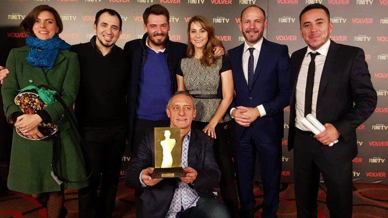 El Noticiero de Canal 10 ganó un premio Fund TV