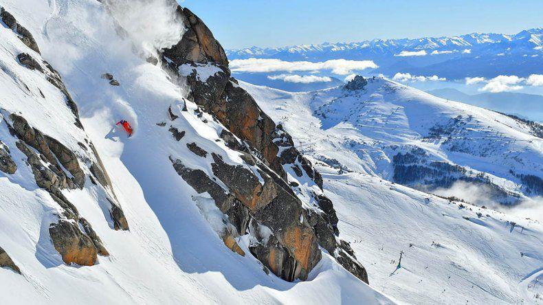Advierten por riesgo de avalanchas en Bariloche