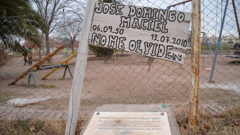 Maciel: un atentado mortal que pasó a la impunidad
