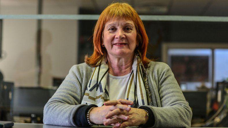 Landriscini fue designada vicepresidenta de la comisión de Economías Regionales