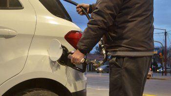 ypf aumento 3,5 por ciento los combustibles en todo el pais
