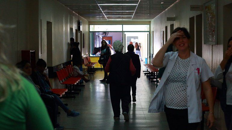 Hospital: preocupa la falta de vacunas contra la meningitis